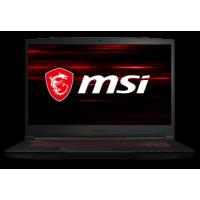 MSI NB GF63 10SCXR-059NL, 15.6'' TFT FHD, INTEL CPU 10th GEN i7 10750H, 8GB RAM, 512GB M.2 NVMe SSD, NVIDIA VGA GTX1650 4GB GDDR6, WIN10HOME, BLACK, 2YW.