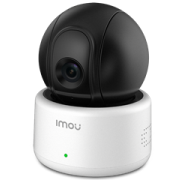 "IMOU IP CAMERA RANGER, IPC-A12, INDOOR, 1/4"" 1M CMOS, ICR, H.264, HD 1MP (25FPS), 8X DIGITAL ZOOM, 2.8MM LENS, PTZ, IR 10M, DC5V, 2,4GHZ WI-FI, MICRO SD, MIC AND SPEAKER, 2YW"