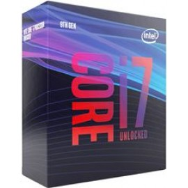 INTEL CPU CORE i7 9700K, 8C/8T, 3.60GHz, CACHE 12MB, SOCKET LGA1151 9th GEN, GPU, BOX, 3YW.