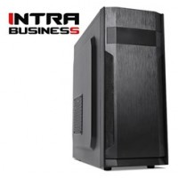 INTRA PC BUSINESS 9th Gen, INTEL CORE i3 9100F, 4GB DDR4 2400MHz, NVIDIA VGA GF GT710 1GB, 1TB HDD, DVD R/RW, LAN GB, MIDI TOWER, 500W PSU, W10H 64BIT GR, 3YW.