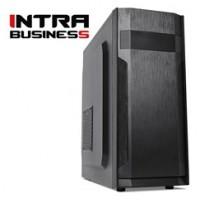 INTRA PC BUSINESS 9th Gen_FREE, INTEL CORE i3 9100F, 4GB DDR4 2400MHz, NVIDIA VGA GF GT710 1GB, 1TB HDD, DVD R/RW, LAN GB, MIDI TOWER, 500W PSU, NO_OS, 3YW.