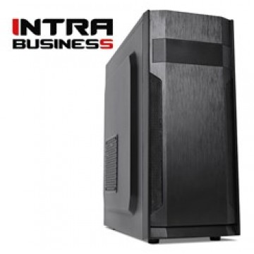 INTRA PC BUSINESS 9th Gen_FREE, INTEL CORE i3 9100, 4GB DDR4 2400MHz, INTEL FHD GRAPHICS, 1TB HDD, DVD R/RW, LAN GB, MIDI TOWER, 500W PSU, NO_OS, 3YW.