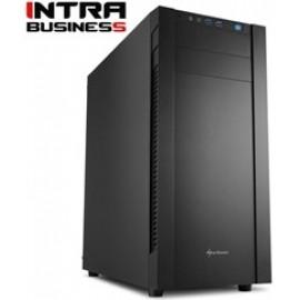 INTRA PC UNLIMITED WORK 8th GEN FREE, INTEL CORE i7 8700, 8GB DDR4 2400MHz, INTEL HD GRAPHICS, 1TB HDD, 120GB SSD, DVD R/RW, LAN GB, MIDI TOWER, 500W PSU, NO_OS, 3YW.