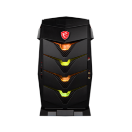 MSI GAMING DESKTOP AEGIS 3 8RC-056EU, INTEL CORE i5 8400, 8GB DDR4 2666MHz, NVIDIA VGA GTX 1060 6GB, 2TB HDD, 256GB M.2 NVMe SSD, DVD RW, GB LAN, WIN10 64bit, 2YW.
