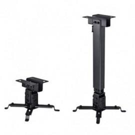 Brateck PRB-2 BL , Βάση στήριξης Projector σε ταβάνι , Προφίλ : 430-650mm