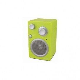 Denver TR-41C lime green FM Radio