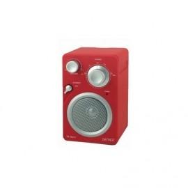 Denver TR-41C Red FM Radio
