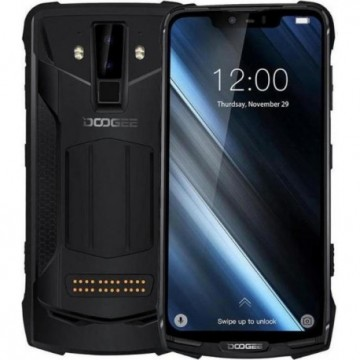 DOOGEE S90 PRO 6.18'', Rugged, 6GB/128GB, Dual Rear Camera, IP69k - Black