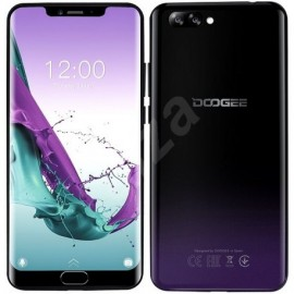 Doogee Y7, 5.84'' Full HD+ 4G, OctaCore, Dual Camera, Purple