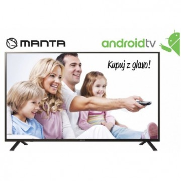 Manta TV 55LUA69K Smart TV 55''4K UHD Android 7.1