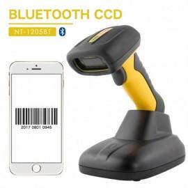 NETUM NT-1205BT CCD Bluetooth Barcode Scanner