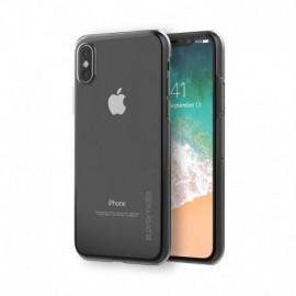 Promate Crystal-X Ενισχυμένη Προστατευτική Θήκη για iPhone X – Διάφανη