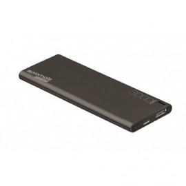Promate EnergiI-3 Ultra Slim Powerbank 3000mAh-Μαύρο