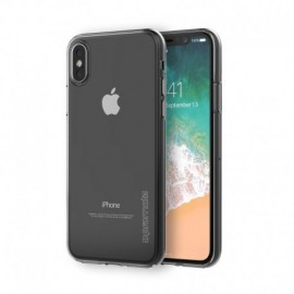 Promate Lucent-X Πλαστική Θήκη Προστασίας  για iPhone Χ - Διάφανη
