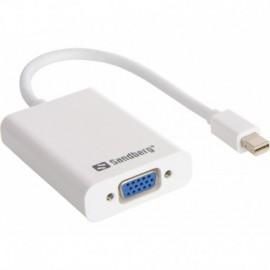 Sandberg Adapter MiniDPVGAAudio (509-05)