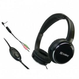 Sandberg Home'n Street Headset Black (125-88)