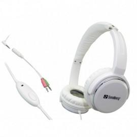 Sandberg Home'n Street Headset White (125-89)