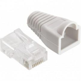 Sandberg Kit: 20 RJ45 plugs  housings (502-92)