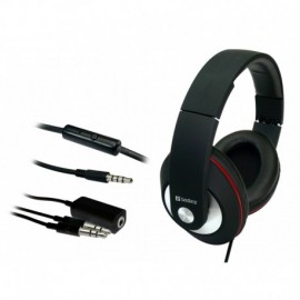 Sandberg Play'n Go Headset Black (125-86)