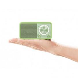 Sangean WR-7 Green  - Ραδιόφωνο Bluetooth με ξύλινη καμπίνα