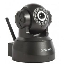 Sricam SP012 PLUS BL - IP Camera - Ανάλυση 720p - ONVIF - WIFI - Νυχτερινή όραση/λήψη - microSD + Δώρο καλώδιο LAN