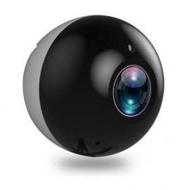 Sricam SP022 BL , WIFI με θέαση Panorama 360 °, Yψηλή ανάλυση 1,3 MP 960p HD, Αμφίδρομη επικοινωνία , micro SD