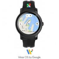 TicWatch E2 Shadow - Black, Google Wear Smartwatch, Εγγύηση Αντιπροσωπείας