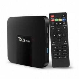 TX3 mini - ANDROID 7.1 TV BOX- S905W Quad Core -2GB RAM - 16GB ROM - 4K