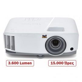 Viewsonic PA503SP - 3600 lumen - 2xHDMI - 2 ΧΡΟΝΙΑ ΕΓΓΥΗΣΗ ΛΑΜΠΑΣ ΑΝΤΙΠΡΟΣΩΠΕΙΑΣ