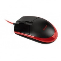 Wesdar X1 Optical Business Mouse - Red Black