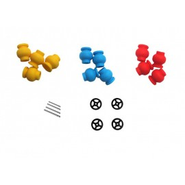 Shaft & Rubber Balls for Bebop - PF070115