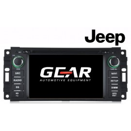 Gear JE01 Jeep GRAND CHEROKEE / WRANGLER (2007)