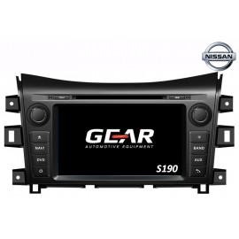 Gear Q716I-1 Nissan NAVARA 2016 (S190)