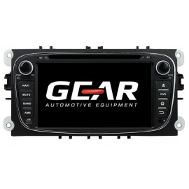 "Gear FOR01 (7"")  Ford FOCUS II / Mondeo / C-MAX / S-MAX / GALAXY II / KUGA"