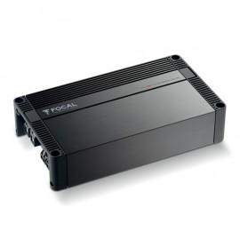 Focal FPX 4.800 a very compact 4-channel amplifier