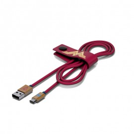 Tribe DC Comics Wonder Woman Micro USB Cable - CMR23303