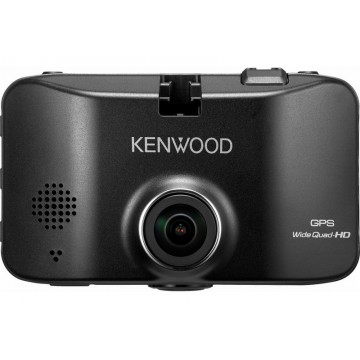 Kenwood DRV-830 Compact, Wide Quad HD, GPS integrated, stand-alone drive recorder.