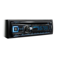 Alpine CDE-196DAB DAB Radio and Advanced Sound Tuning Features