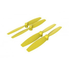 4x Yellow Propellers Airborne & Hydrofoil