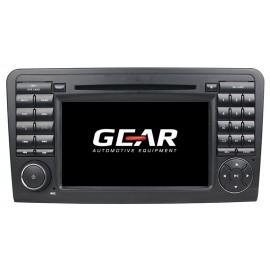 Gear MERC07 Mercedes ML W164 (2005 - 2012)