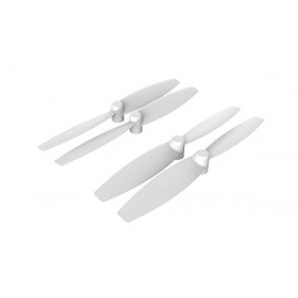 4x White Propellers Airborne & Hydrofoil