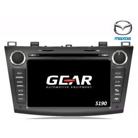 Gear Q034I Mazda 3 09-14 (S190)