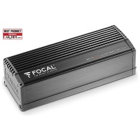 Focal IMPULSE 4.320 miniature 4-channel digital amplifier delivering 4 x 55 Watts