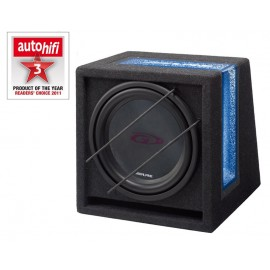 Alpine SBG-844BR Ready to use Bass Reflex Subwoofer