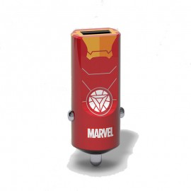 Tribe Iron Man Car Charger Buddy - CCR11604