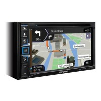 Alpine INE-W611D 6.5-inch Touch Screen, built-in Navigation, DAB+, HDMI, CD/DVD Player and Apple Car