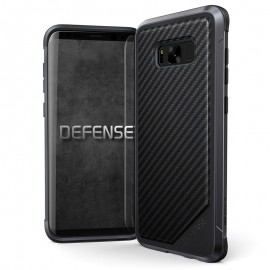 X-Doria Defense Lux for Galaxy S8 Plus Black Carbon Fiber - 456692