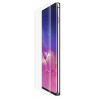 Belkin SCREENFORCE™ InvisiGlass Curve Screen Protection for Samsung Galaxy S10+-F7M070zzBLK