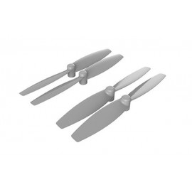 4x Grey Propellers Airborne & Hydrofoil