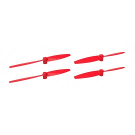 4 x red propellers for Rolling Spider